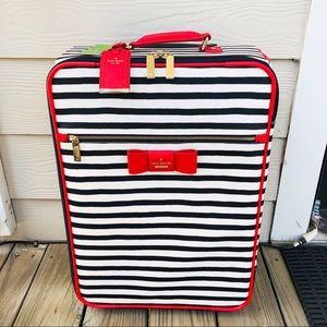 Kate Spade Carry On Luggage Bag
